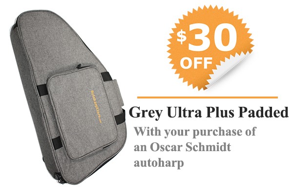 $30 Off Grey Ultra Plus Padded