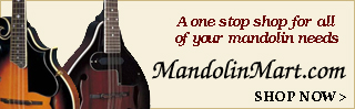 Mandolin Mart - One Stop Shop for all your mandolin needs