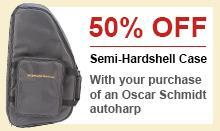 $50 Off Semi-Hardshell Case