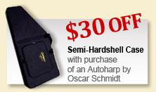 $30 Off Semi-Hardshell Case
